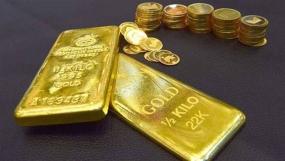 Vàng SJC giữ giá trong khi vàng thế giới tiếp tục tăng