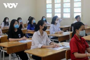 Bộ GD-ĐT: Chuẩn bị để tổ chức thi tốt nghiệp THPT 2022 theo phương án giai đoạn 2022-2025