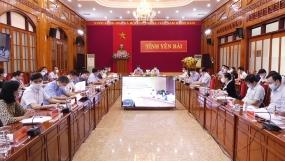 Hội nghị trực tuyến của Chính phủ với cộng đồng doanh nghiệp và các địa phương
