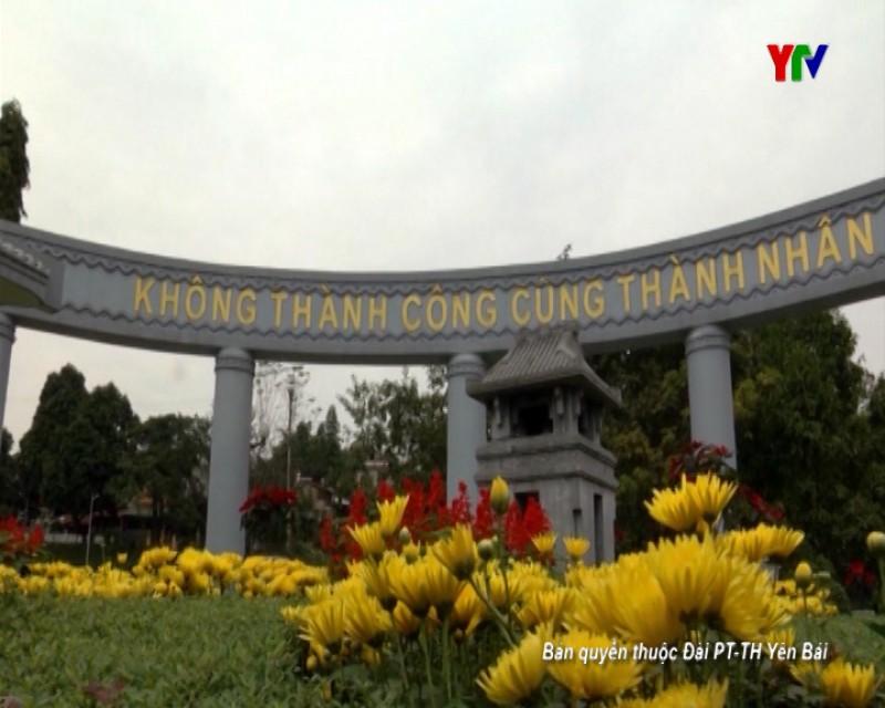 Đến với khu tưởng niệm Nguyễn Thái Học