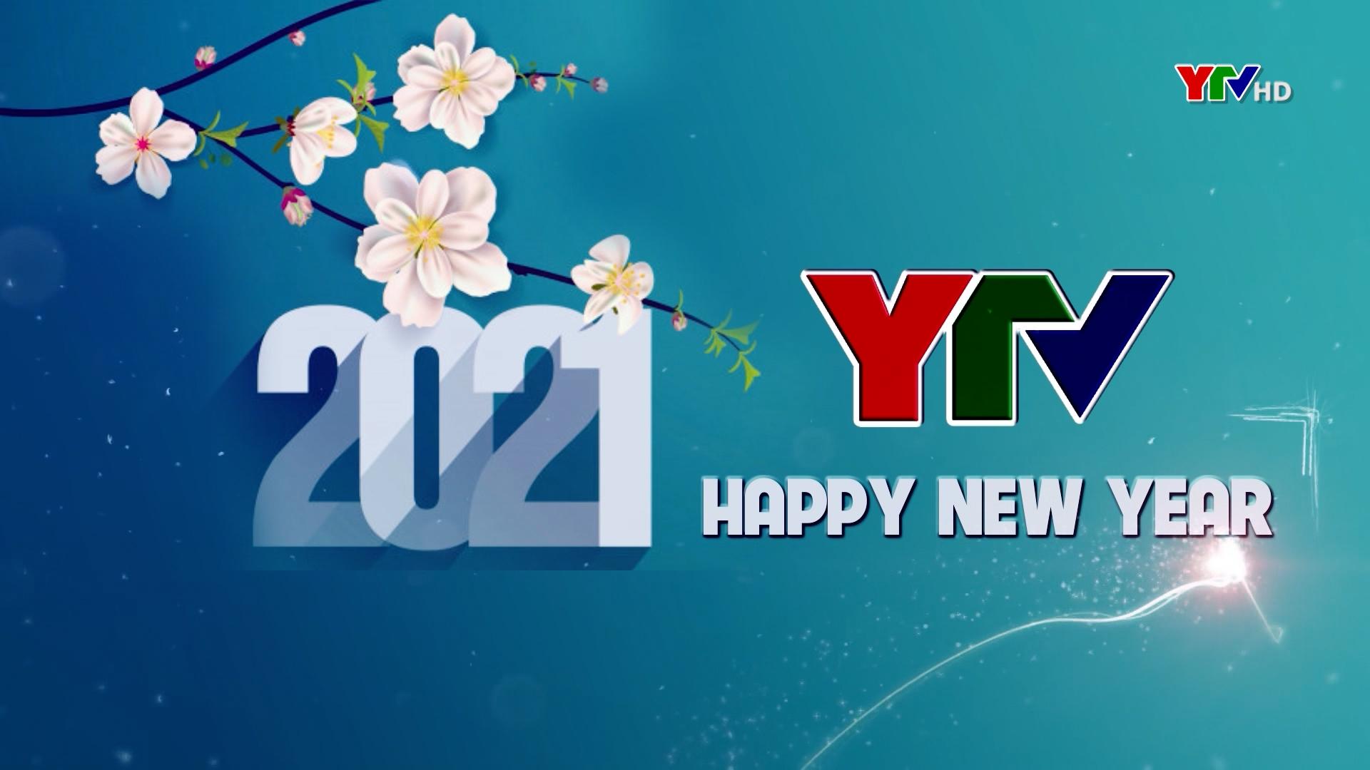 Chương trình Thời sự chào năm mới 2021