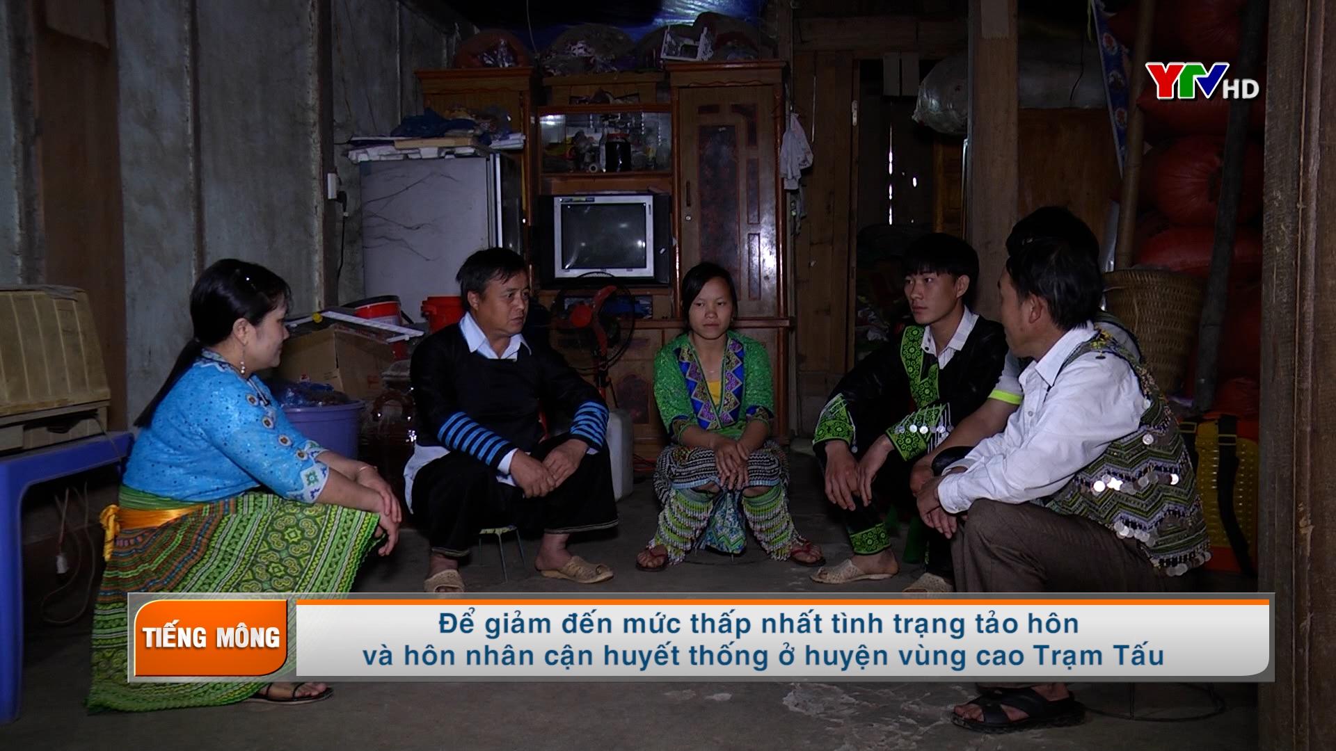 Tạp chí truyền hình tiếng Mông số 5 tháng 12 năm 2020