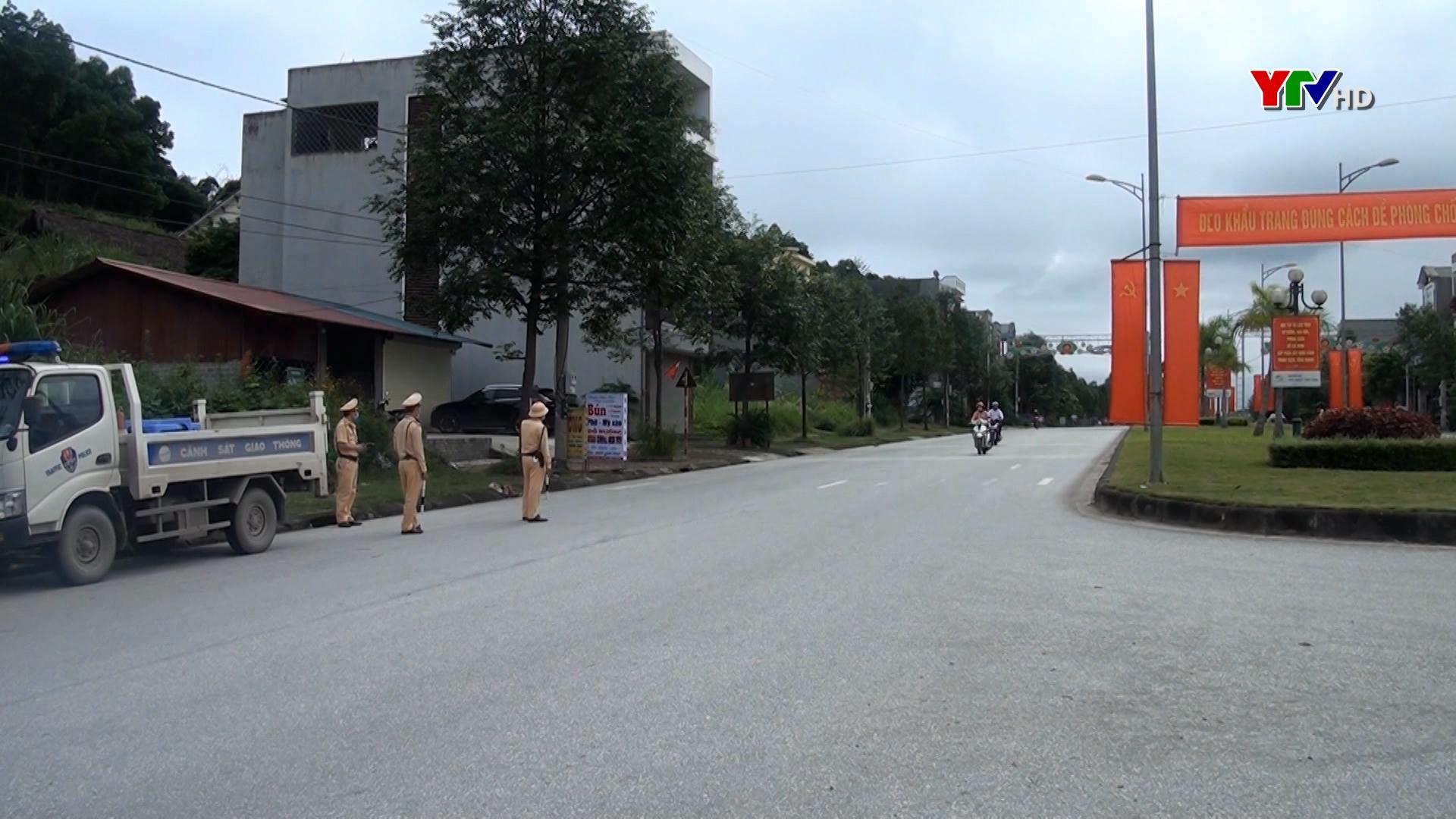 Năm 2020 huyện Yên Bình xảy ra 13 vụ tai nạn giao thông