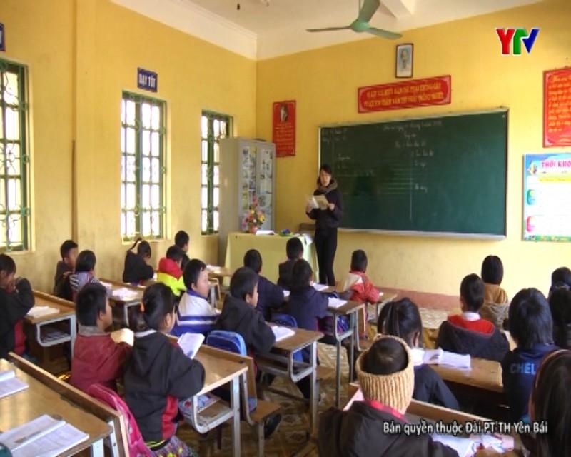Hiệu quả Đề án nâng cao chất lượng giáo dục vùng cao