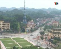 Thành phố Yên Bái những khúc ca xanh