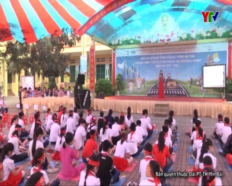Sẵn sàng cho Hội thi thể thao học sinh các Trường PTDT nội trú, bán trú tỉnh Yên Bái lần thứ 2