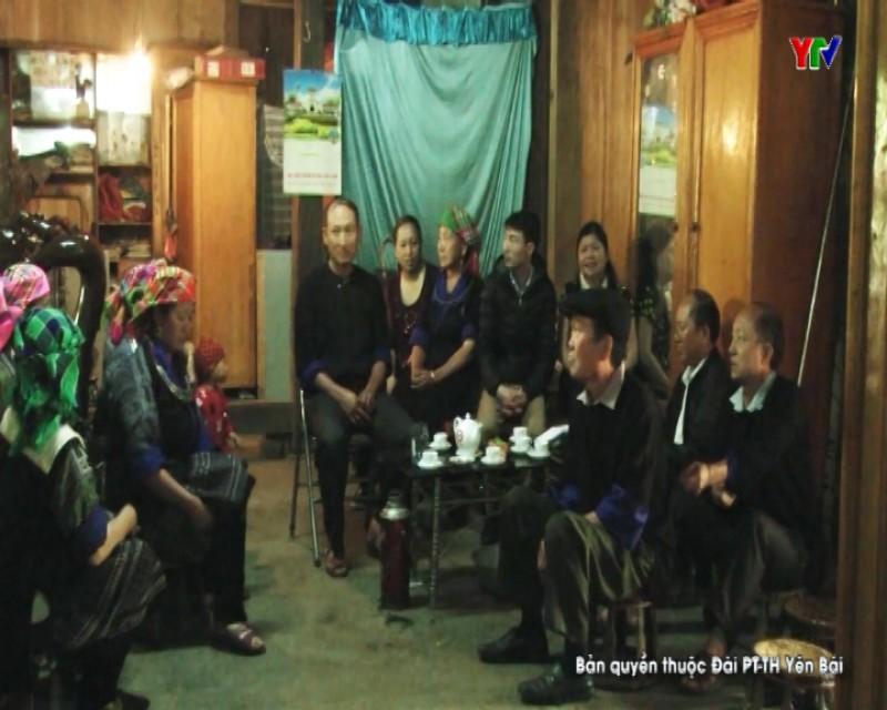 Lan tỏa phong trào nuôi heo đất khuyến học tại Thành phố Yên Bái