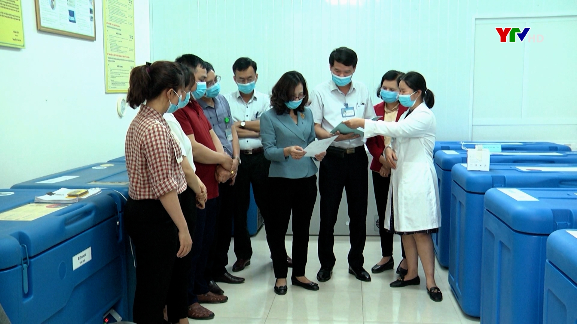 Yên Bái sẽ triển khai tiêm vaccine ngừa COVID – 19 vào cuối tháng 4