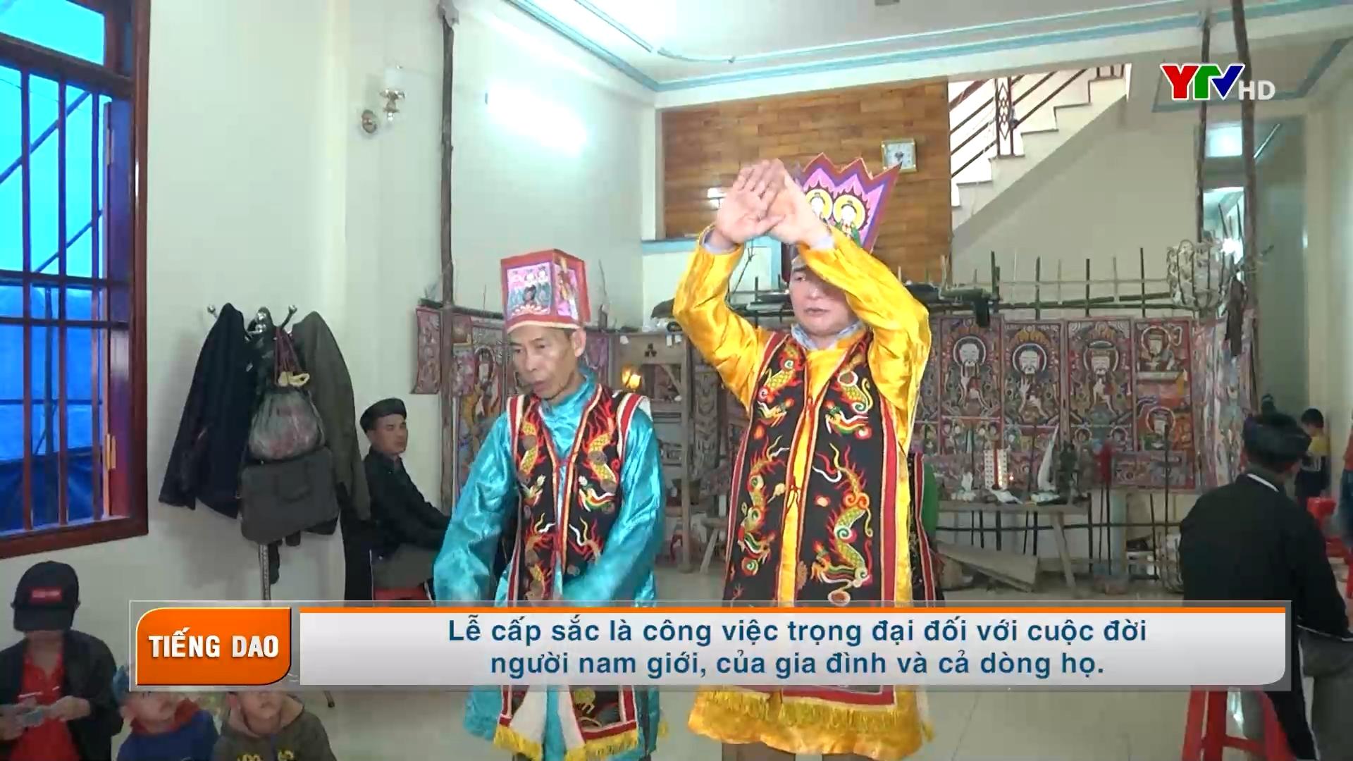 Tạp chí truyền hình tiếng Dao số 1 tháng 4 năm 2021