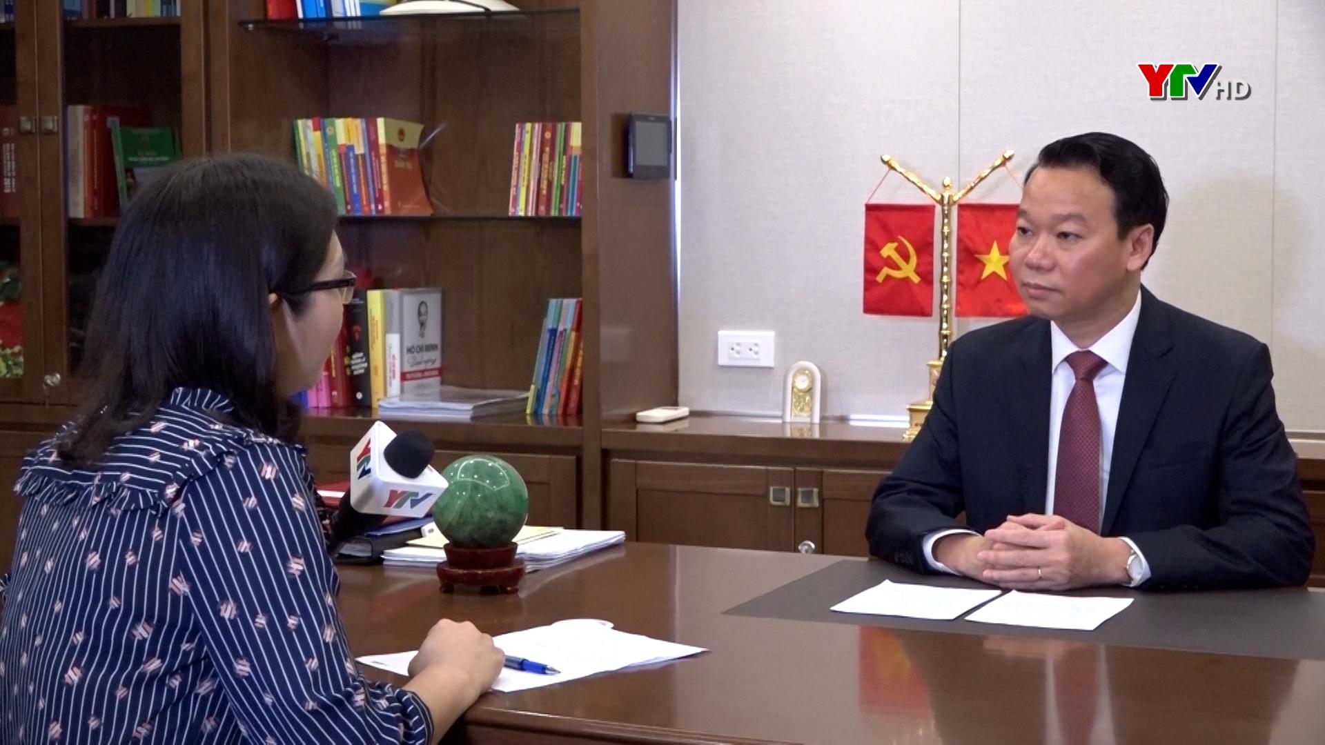 Tăng cường hợp tác Yên Bái - Lào Cai