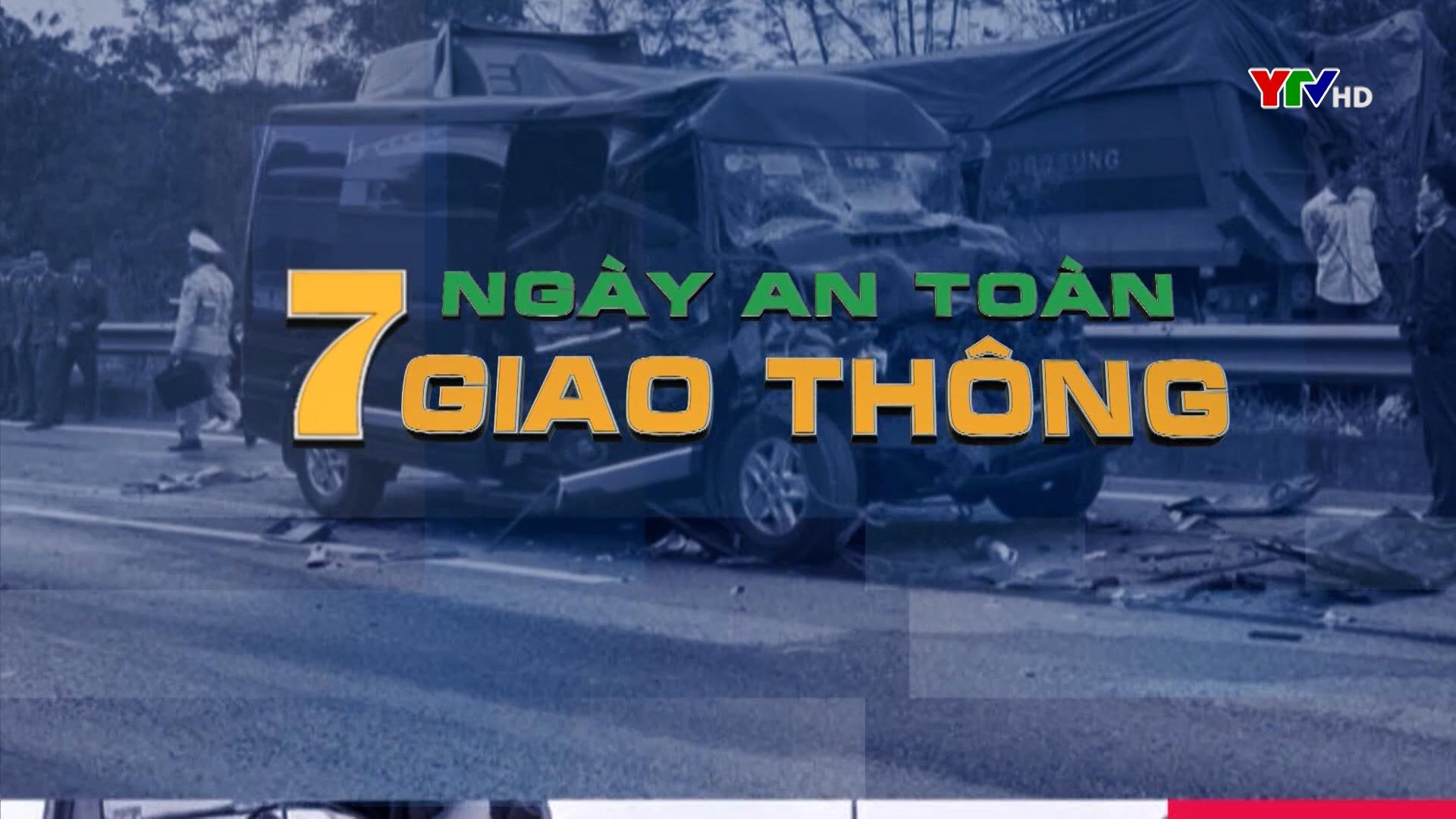 7 ngày An toàn giao thông