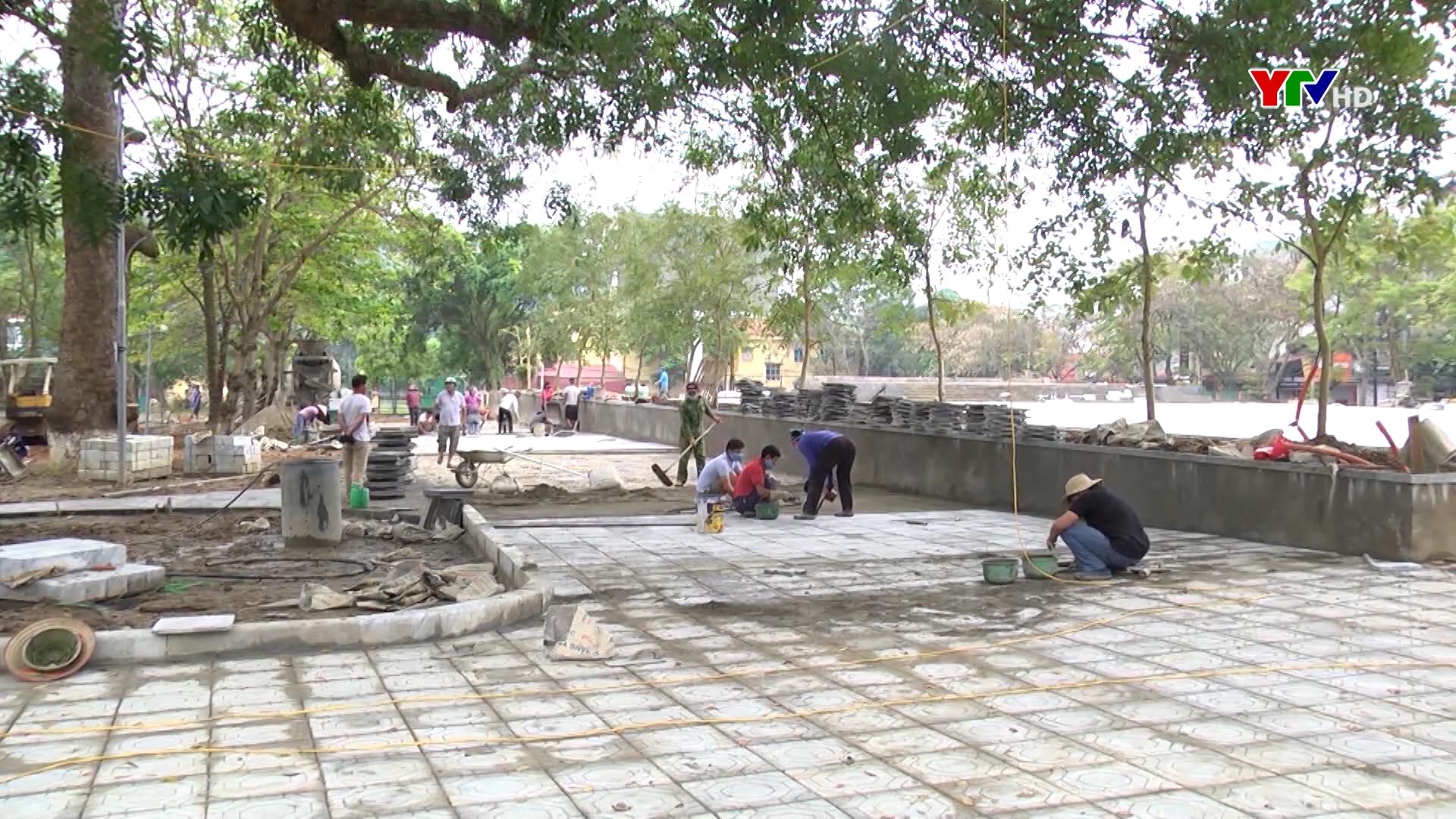 Quý 1: Tỉnh Yên Bái khởi công 96 dự án mới