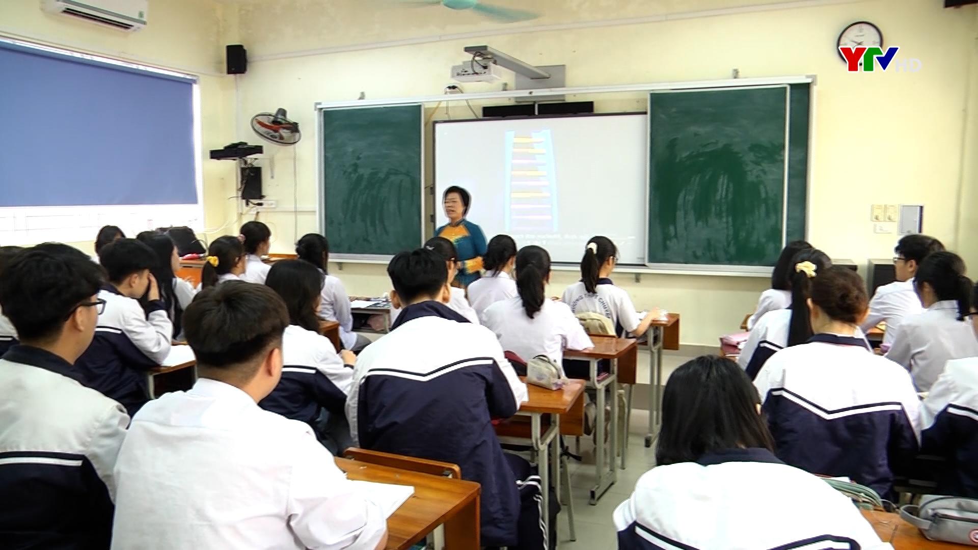 Gặp gỡ những Nhà giáo ưu tú của tỉnh Yên Bái