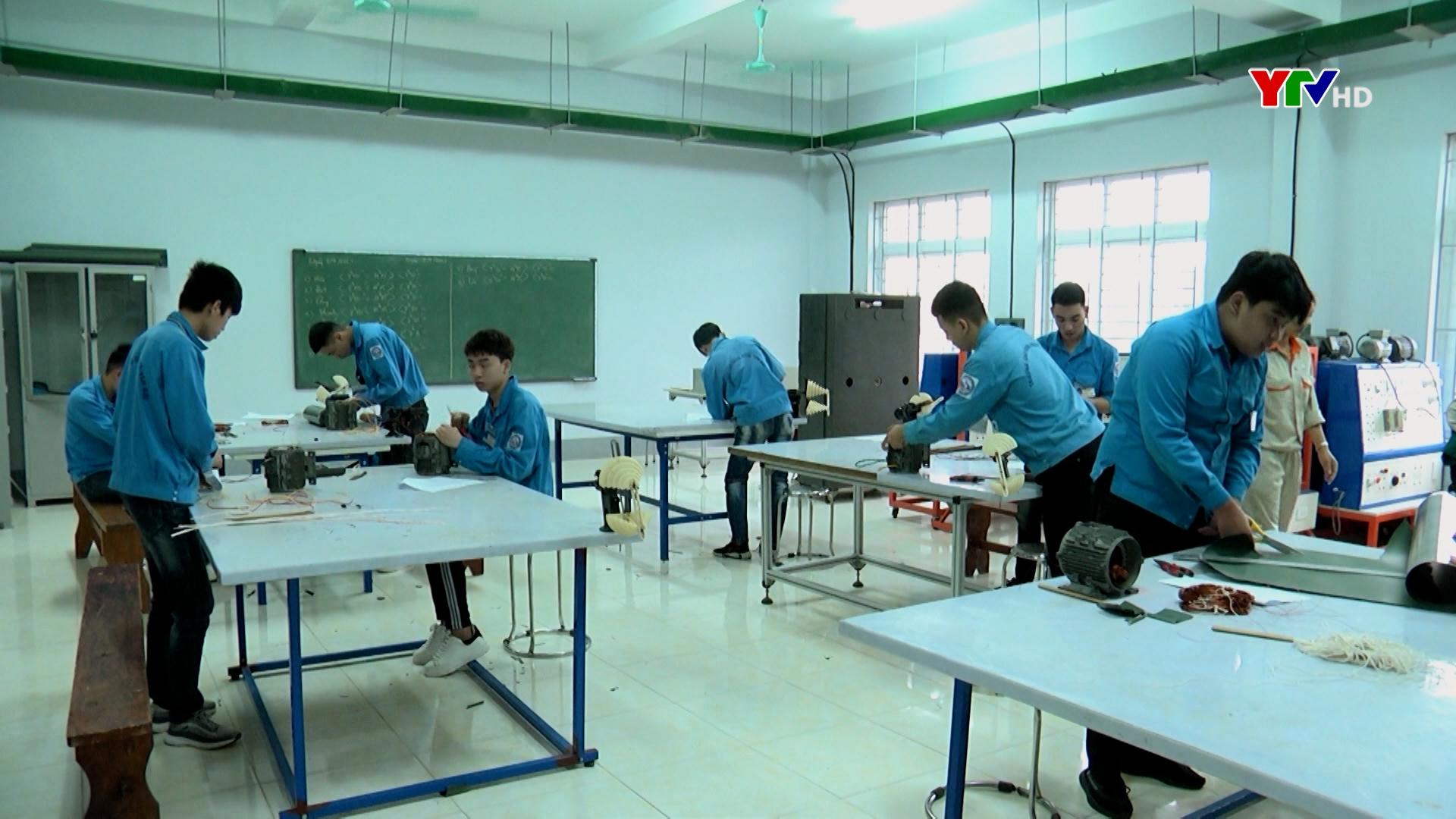 Đào tạo nghề chất lượng cao đáp ứng yêu cầu hội nhập