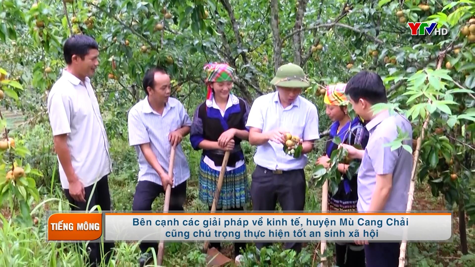 Tạp chí truyền hình tiếng Mông số 3 tháng 4 năm 2021