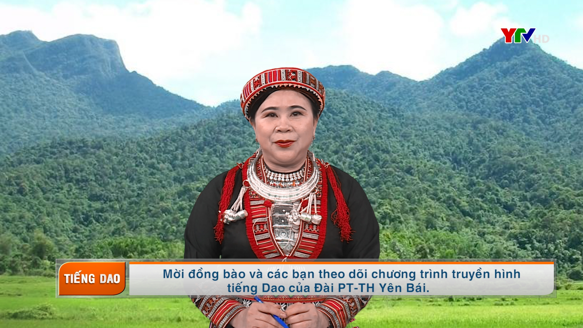 Tạp chí truyền hình tiếng Dao số 4 tháng 4 năm 2021