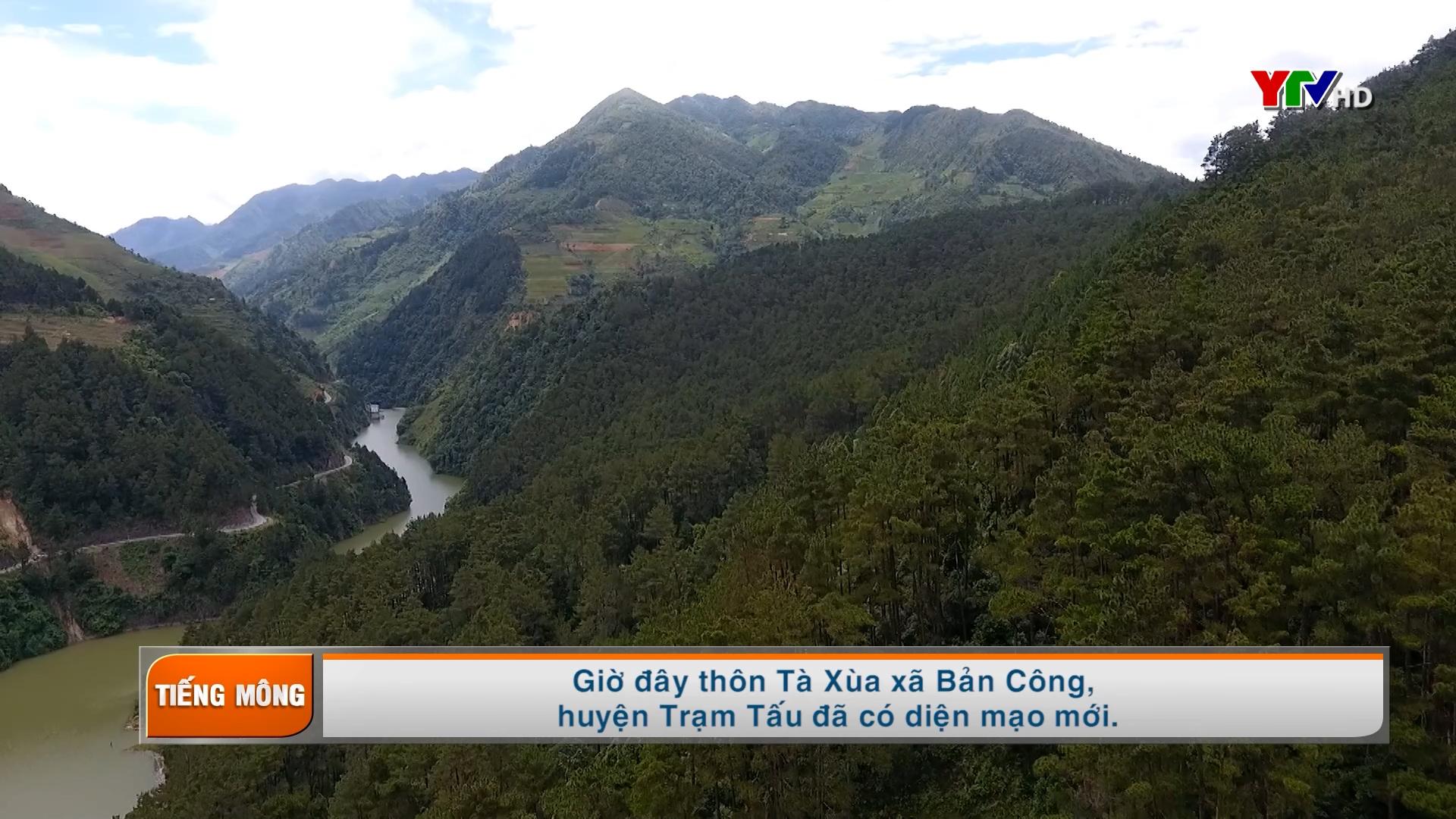 Tạp chí truyền hình tiếng Mông số 6 tháng 4 năm 2021