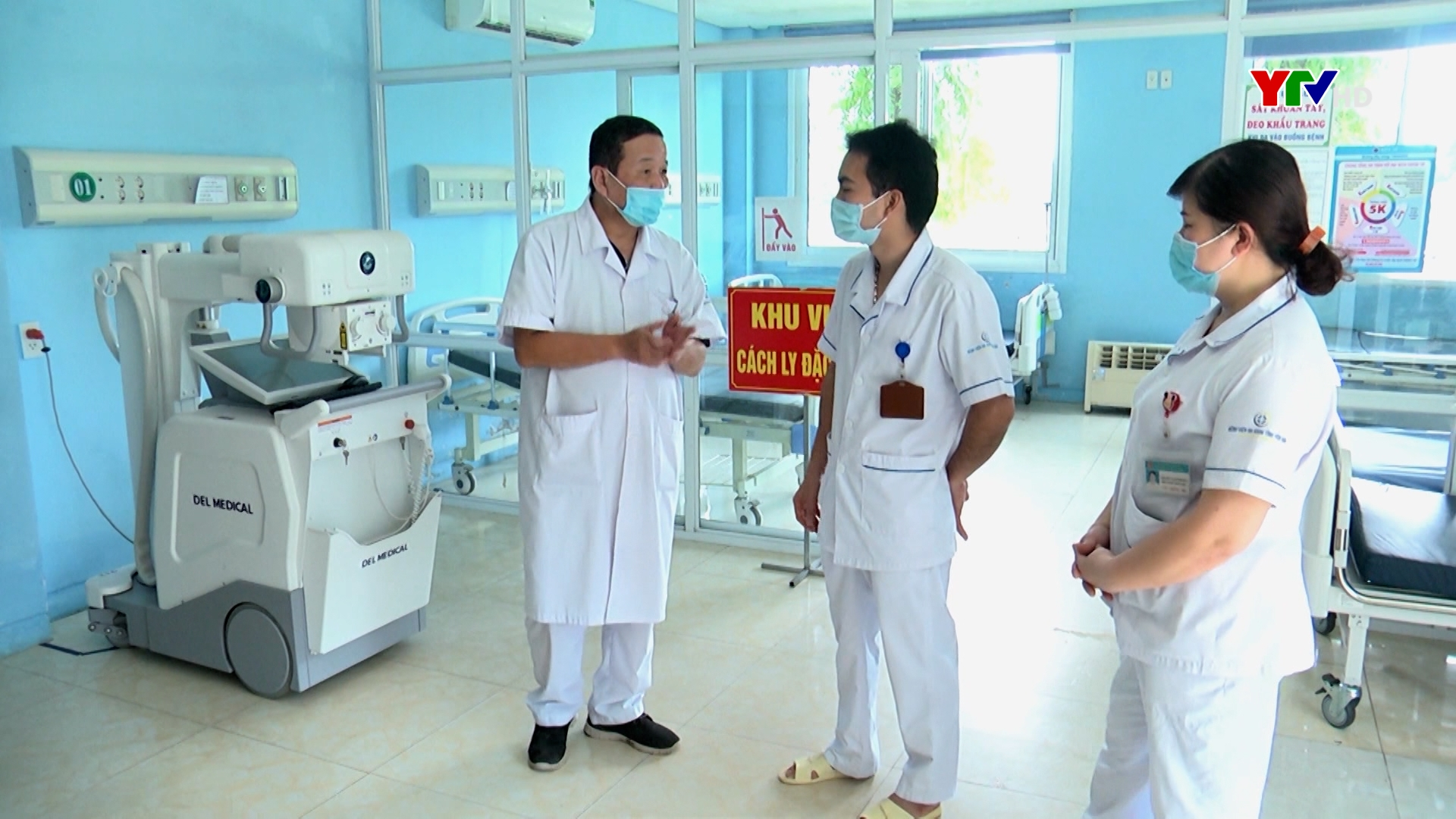 Các bệnh viện ứng trực trong những ngày nghỉ lễ