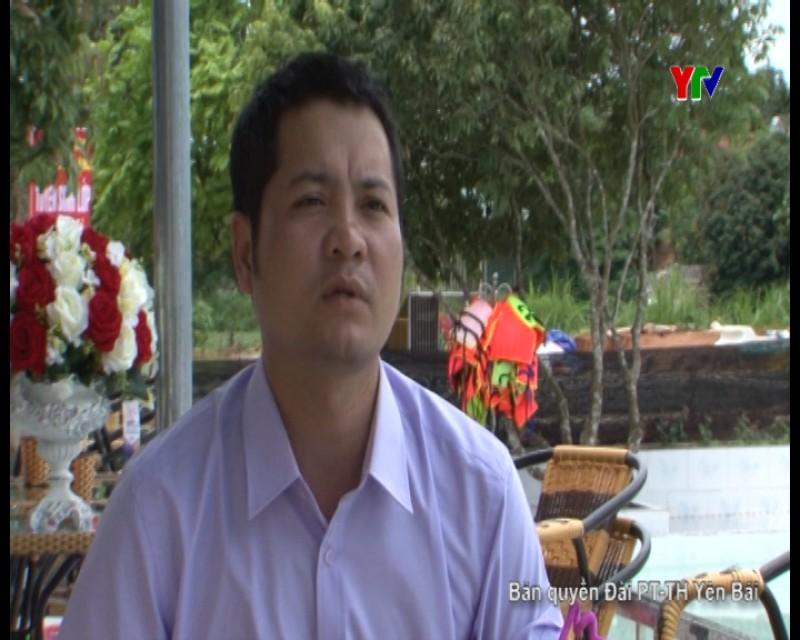 Nguyễn Văn Cảnh và niềm say mê ca hát