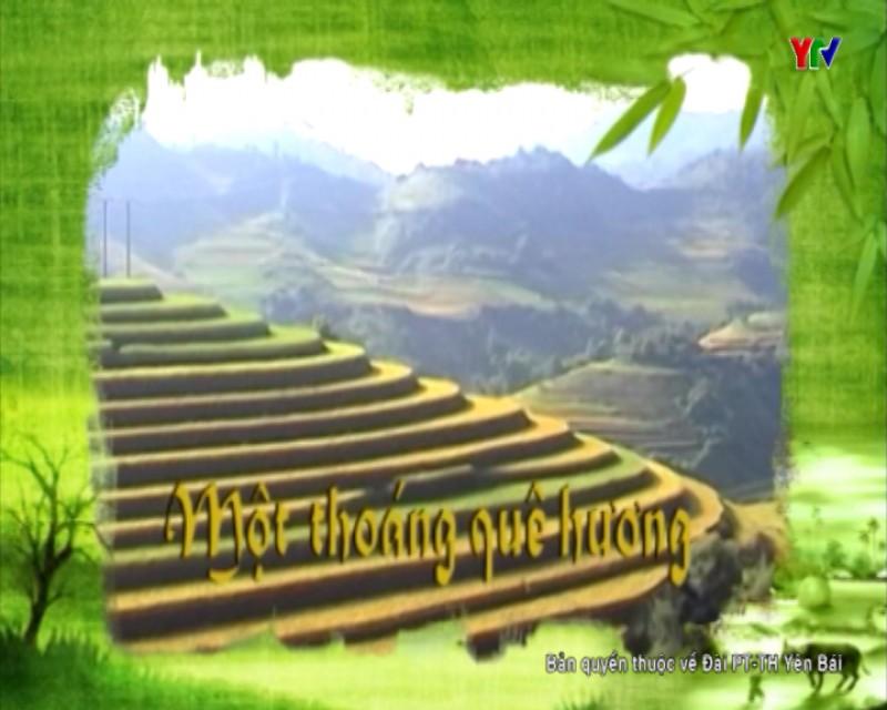 Mát lành dòng thác Quang Minh