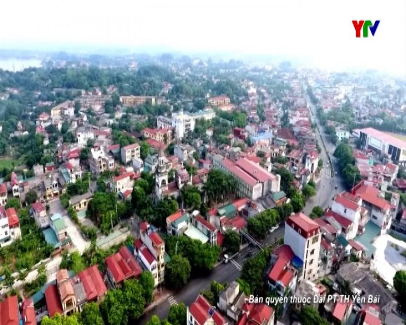 Thành phố ngút ngàn xanh