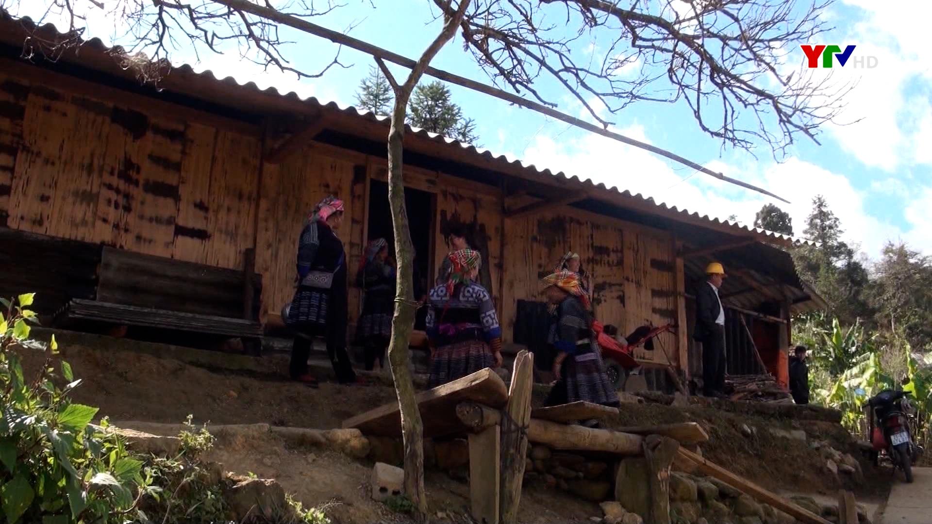 Năm 2021 huyện Mù Cang Chải phấn đấu giảm hơn 800 hộ nghèo