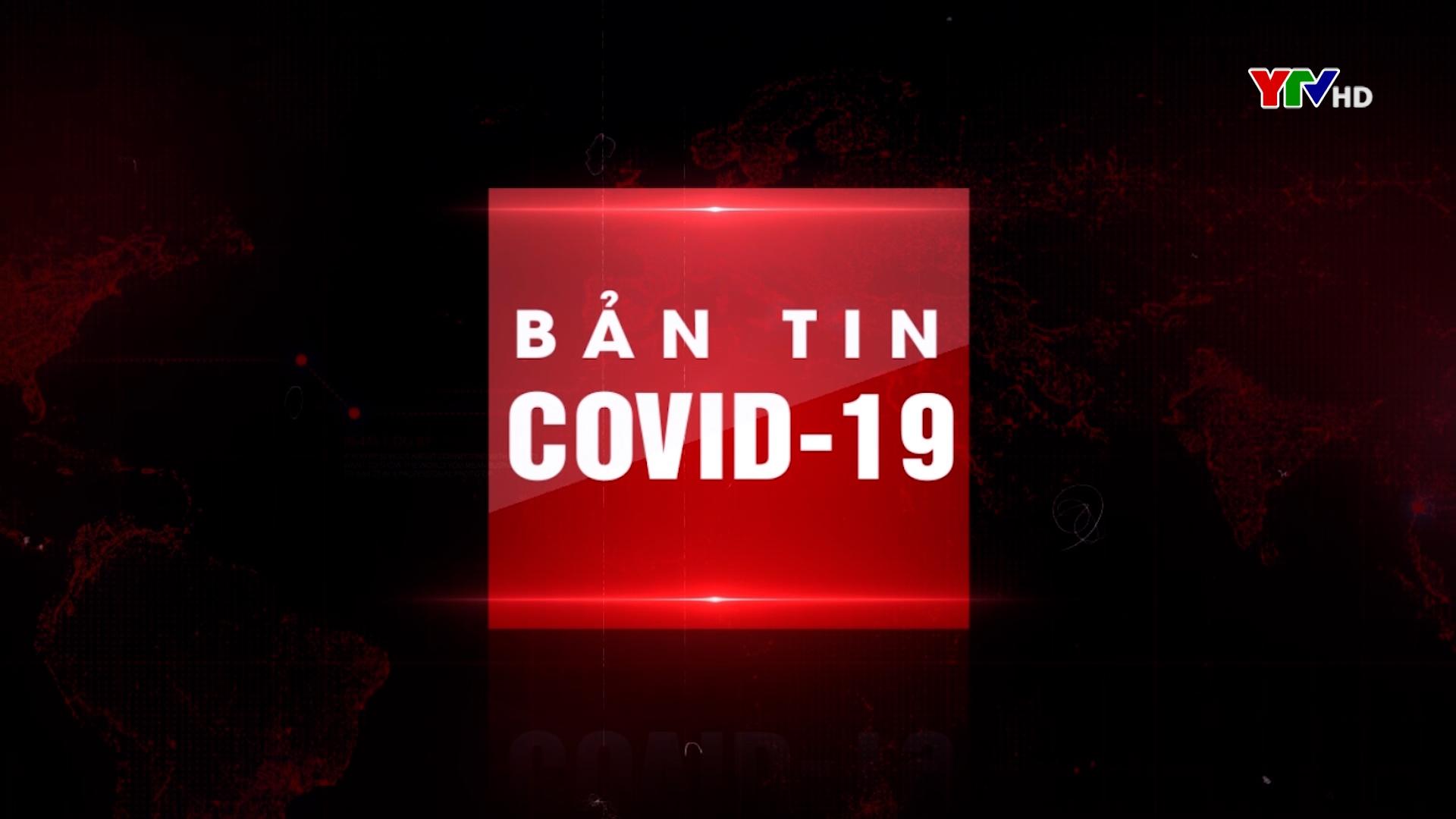 Bản tin Phòng, chống COVID - 19 chiều ngày 6/5/2021