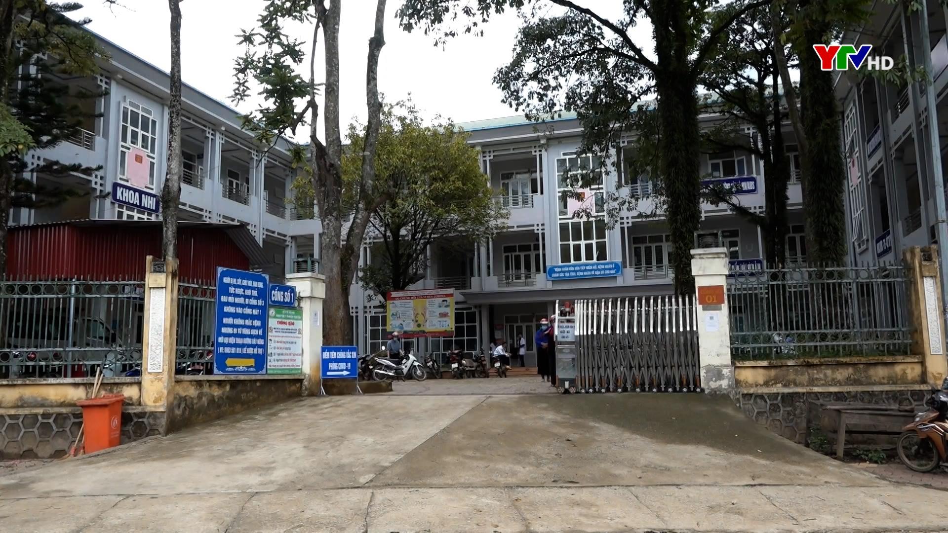 Trung tâm Y tế Trạm Tấu chủ động phòng chống dịch bệnh Covid-19