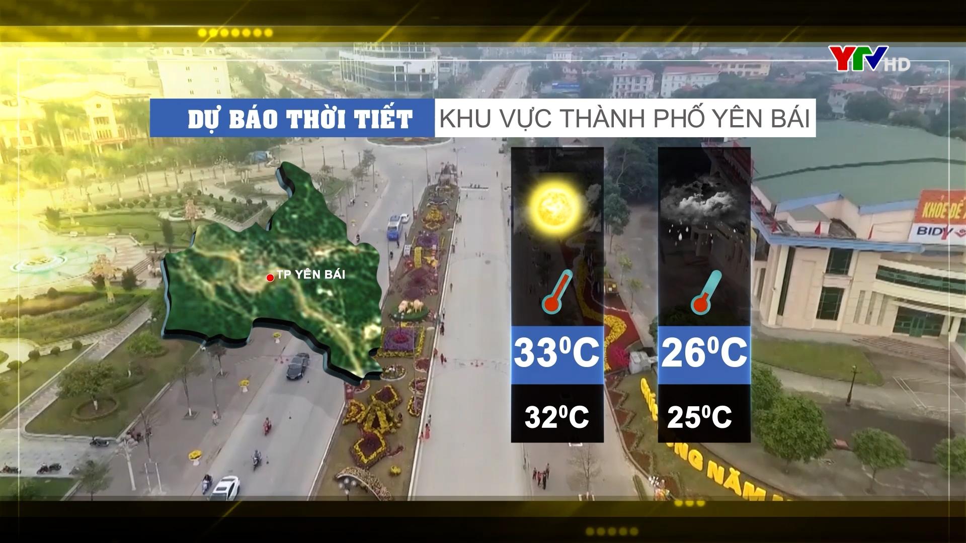 Dự báo thời tiết ngày 16 tháng 5 năm 2021