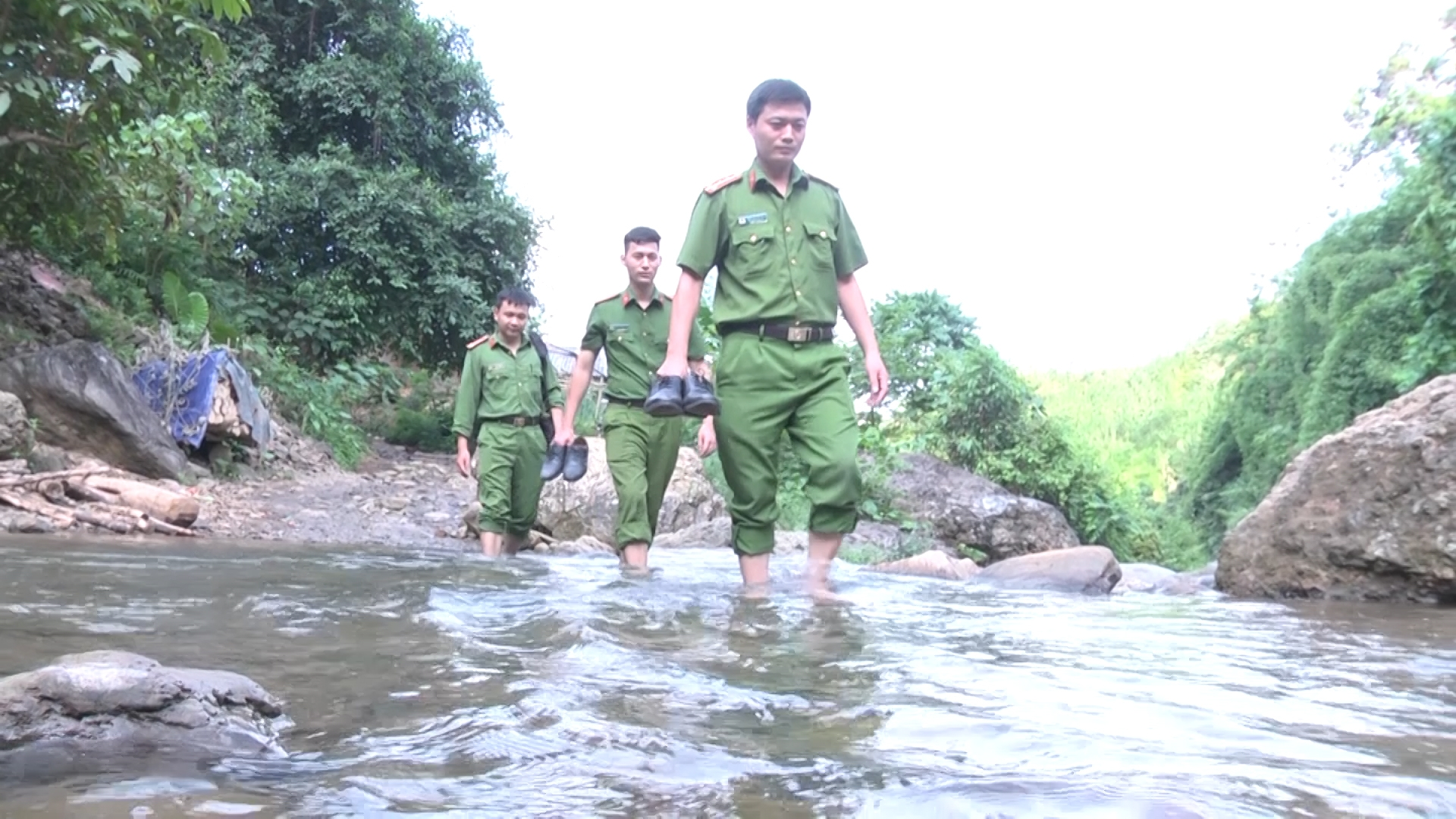Truyền hình tiếng Thái số 1 tháng 7 năm 2020
