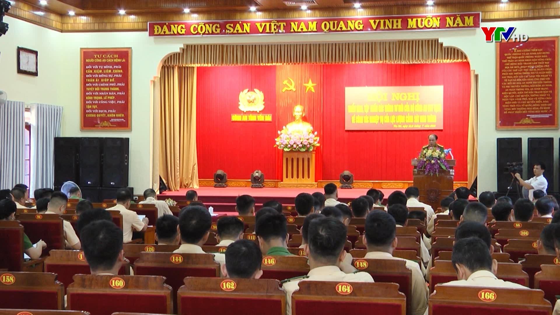 Công an tỉnh tập huấn các Thông tư mới của Bộ Công an