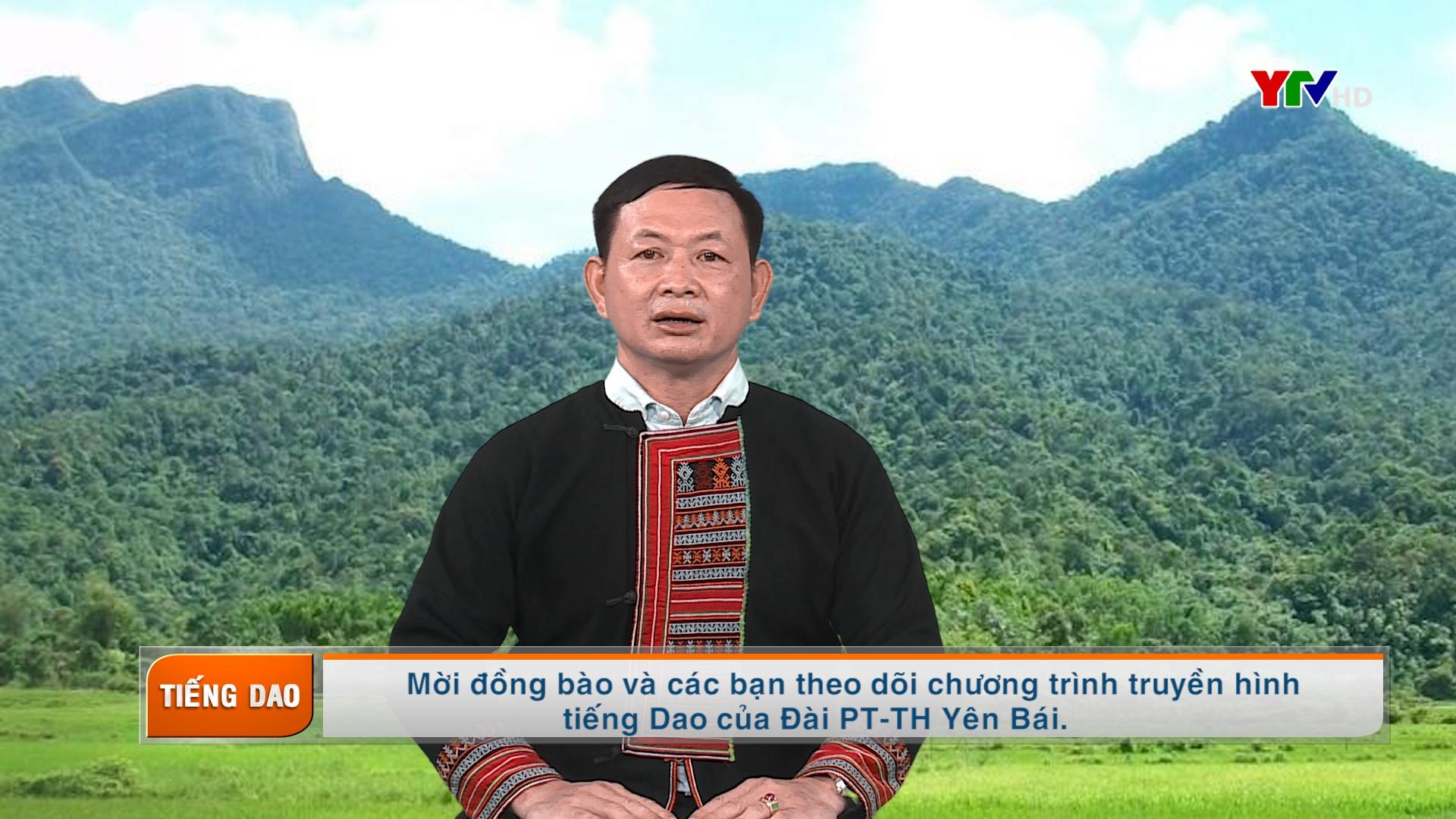 Tạp chí truyền hình tiếng Dao số 2 tháng 7 năm 2021