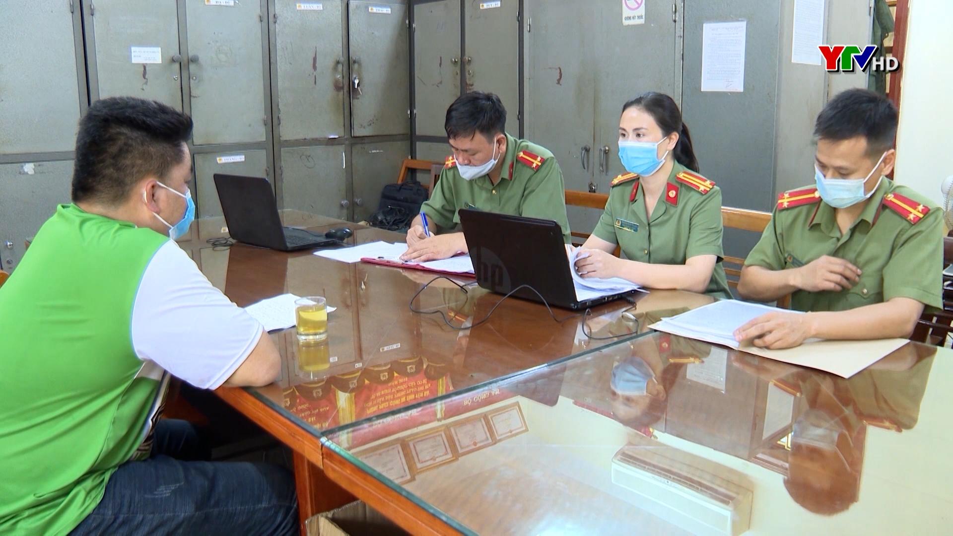 Những chiến sỹ trên mặt trận không tiếng súng
