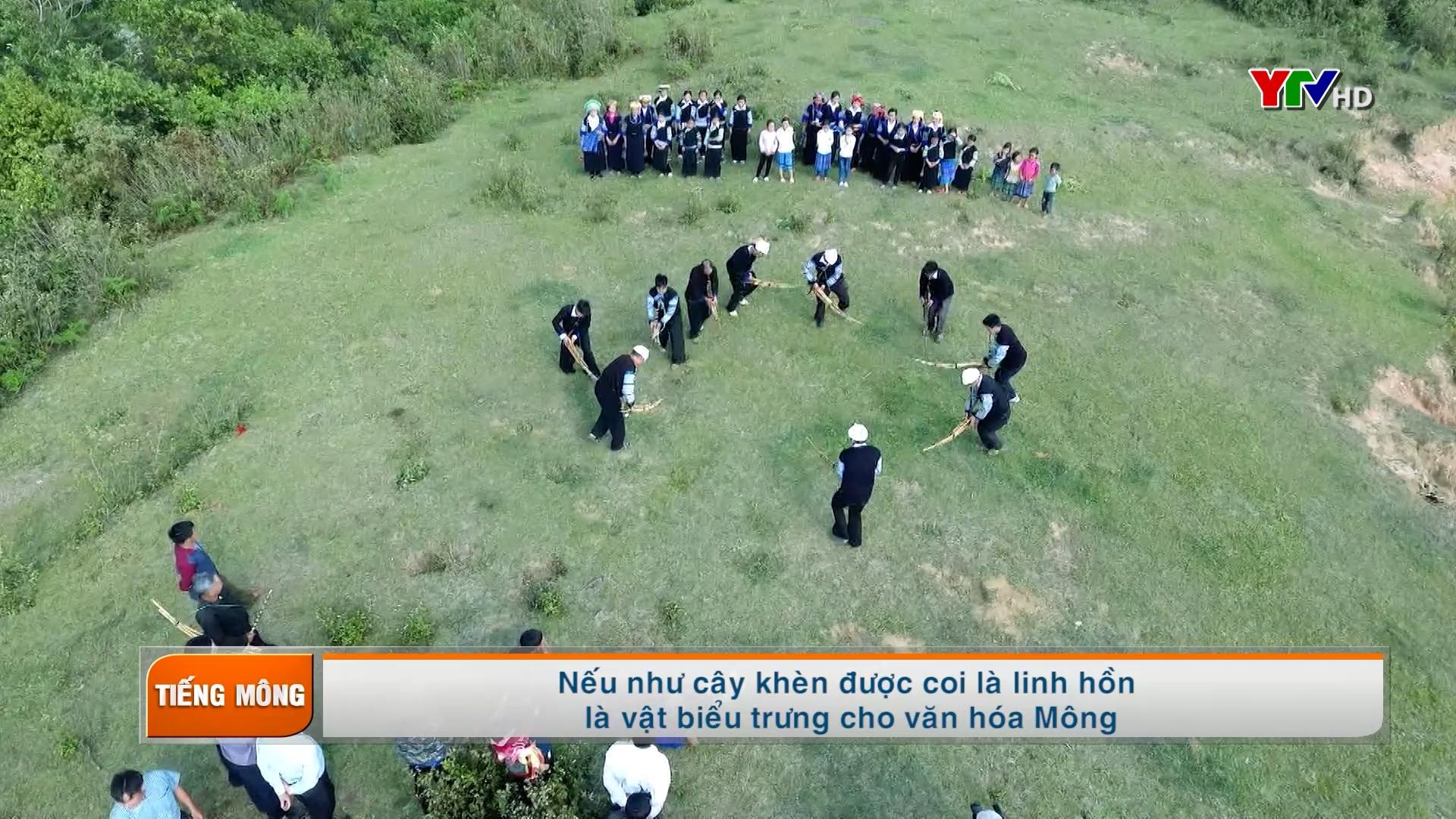 Tạp chí truyền hình tiếng Mông số 6 tháng 7 năm 2021