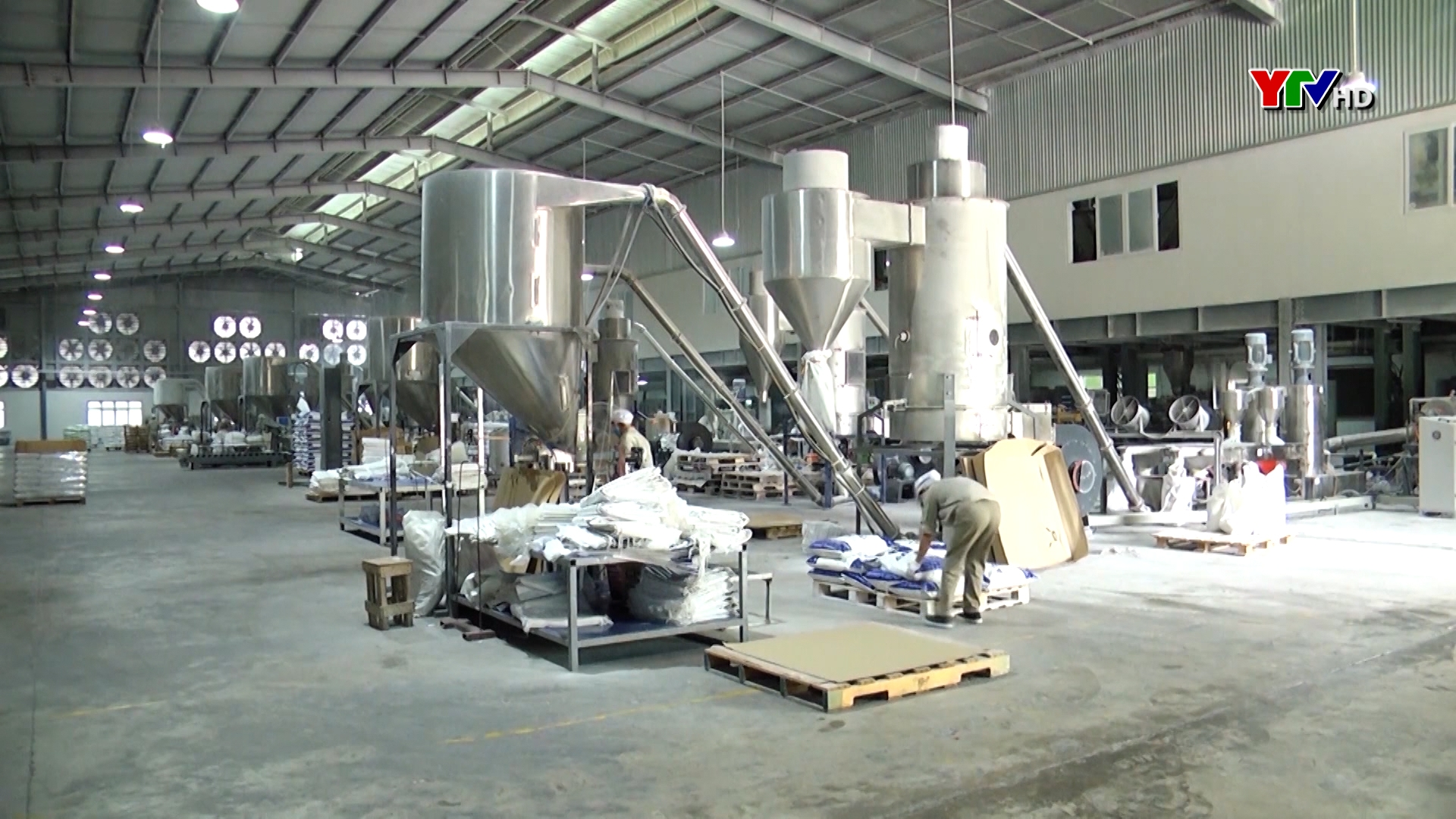 Chỉ số sử dụng lao động trong các doanh nghiệp của tỉnh Yên Bái tăng gần 3,9%