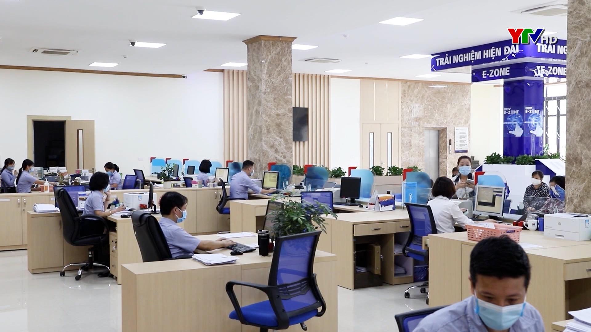 Ngân hàng BIDV chi nhánh Yên Bái hỗ trợ khách hàng vượt qua đại dịch