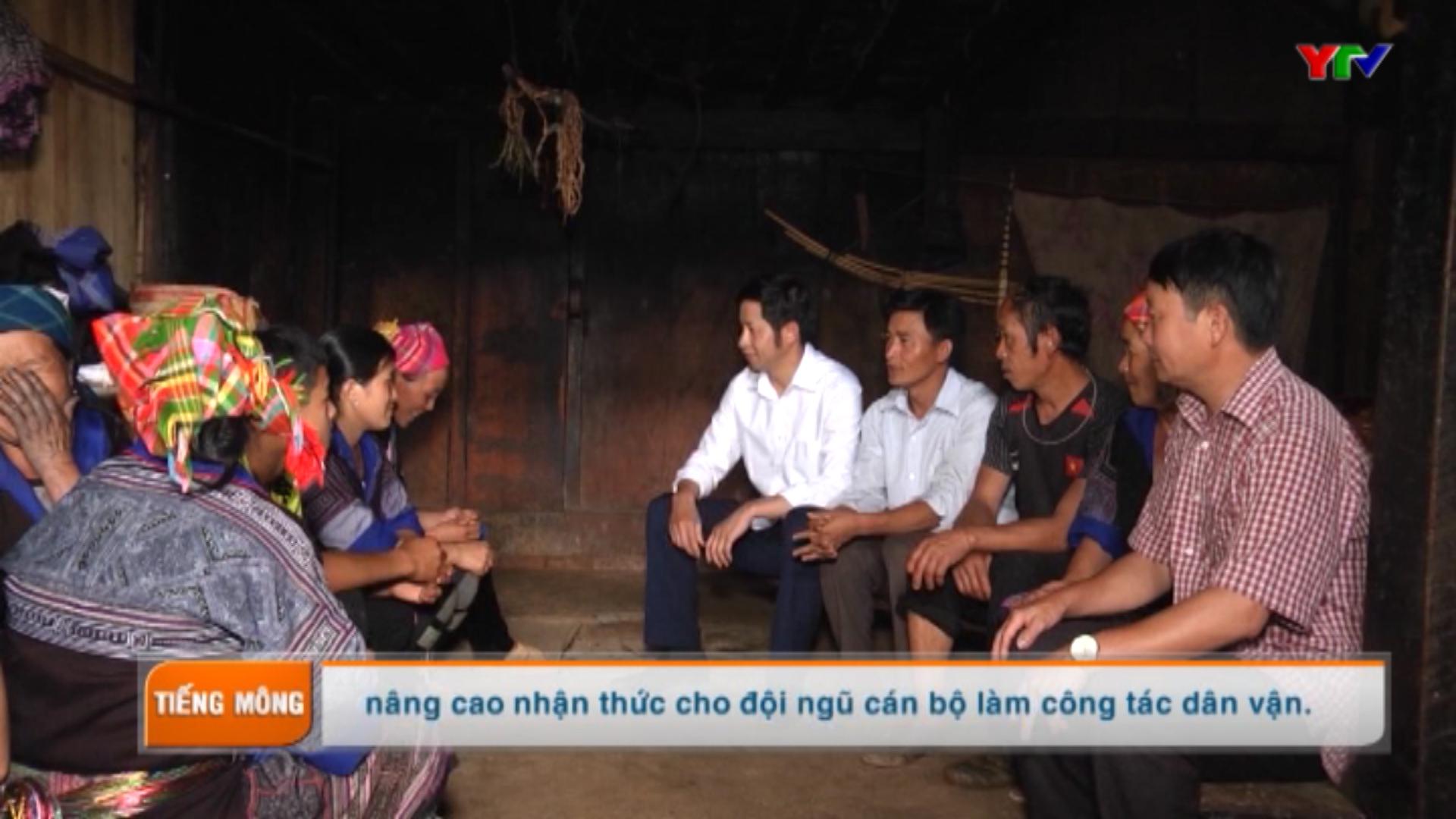 Tạp chí truyền hình tiếng Mông số 3 tháng 7 năm 2020