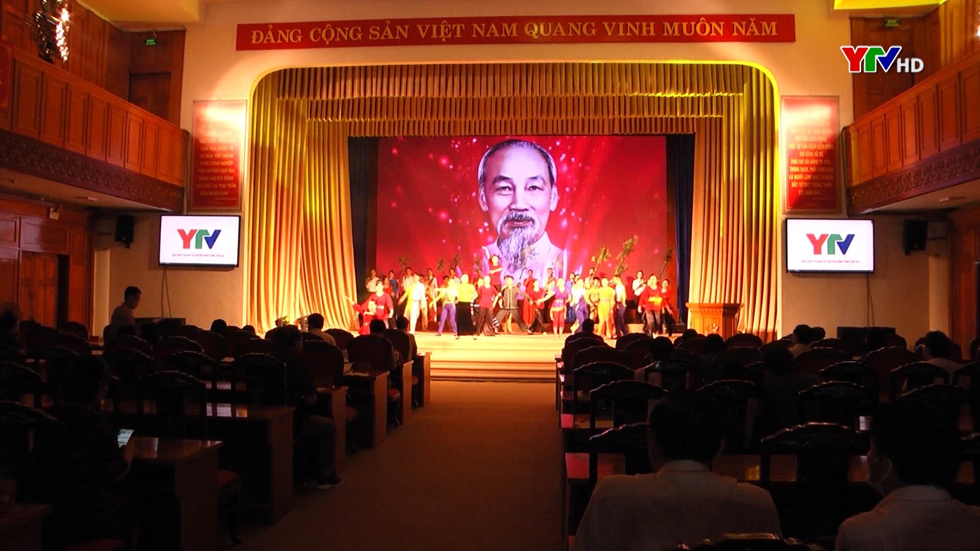 Tổng duyệt chương trình, nội dung Đại hội Thi đua yêu nước tỉnh Yên Bái lần thứ X, năm 2020
