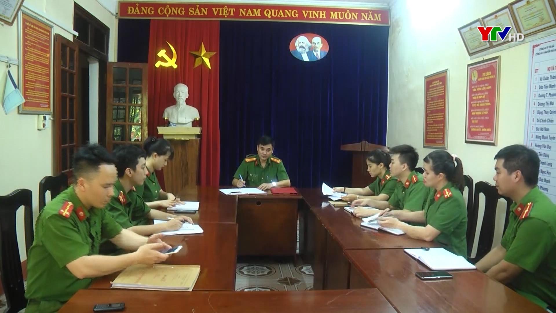 Phát huy vai trò của lực lượng công an trong phong trào bảo vệ an ninh Tổ quốc