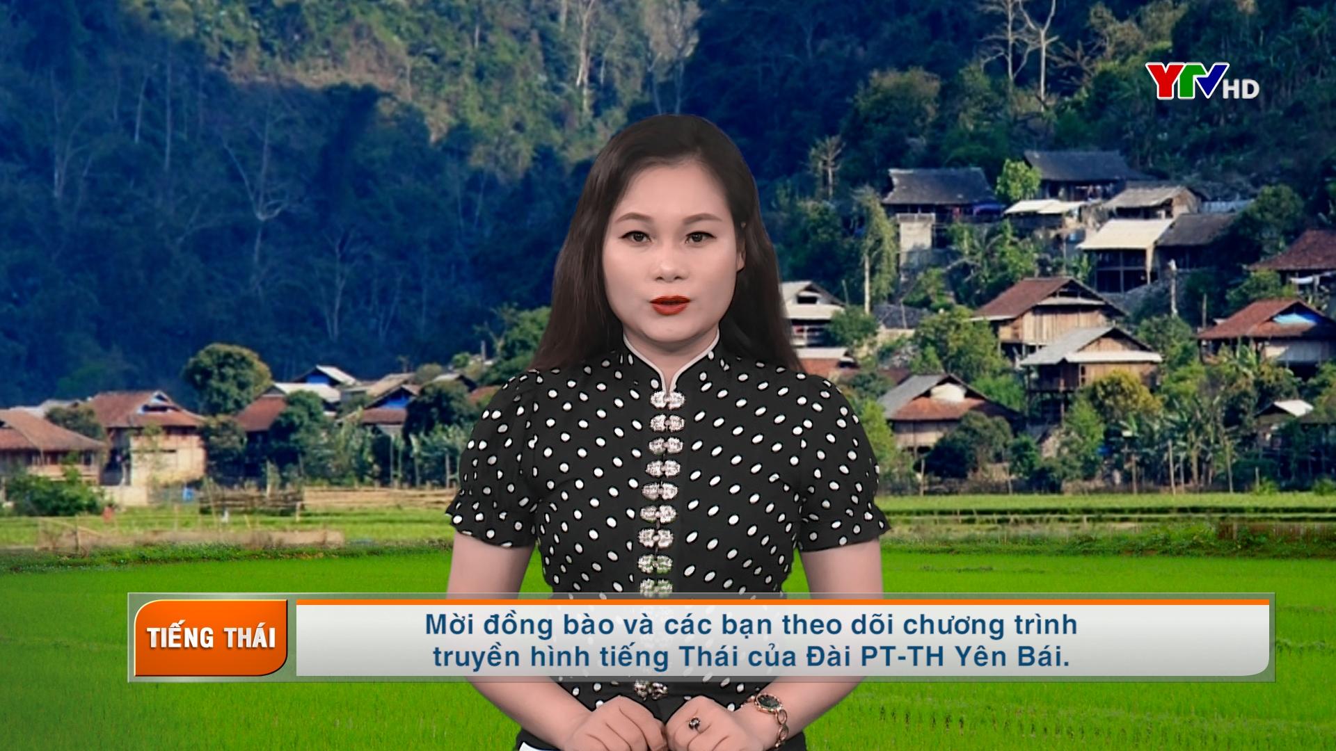Tạp chí truyền hình tiếng Thái số 1 tháng 8 năm 2021