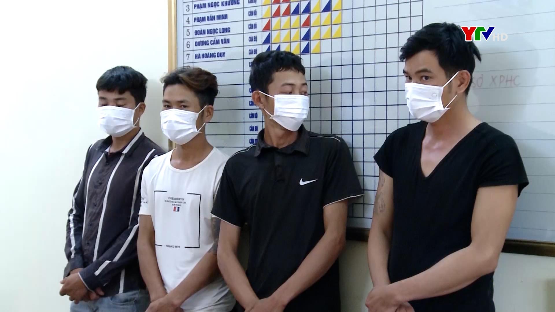 Công an huyện Văn Yên khởi tố 4 đối tượng gây ra 15 vụ trộm cắp tài sản