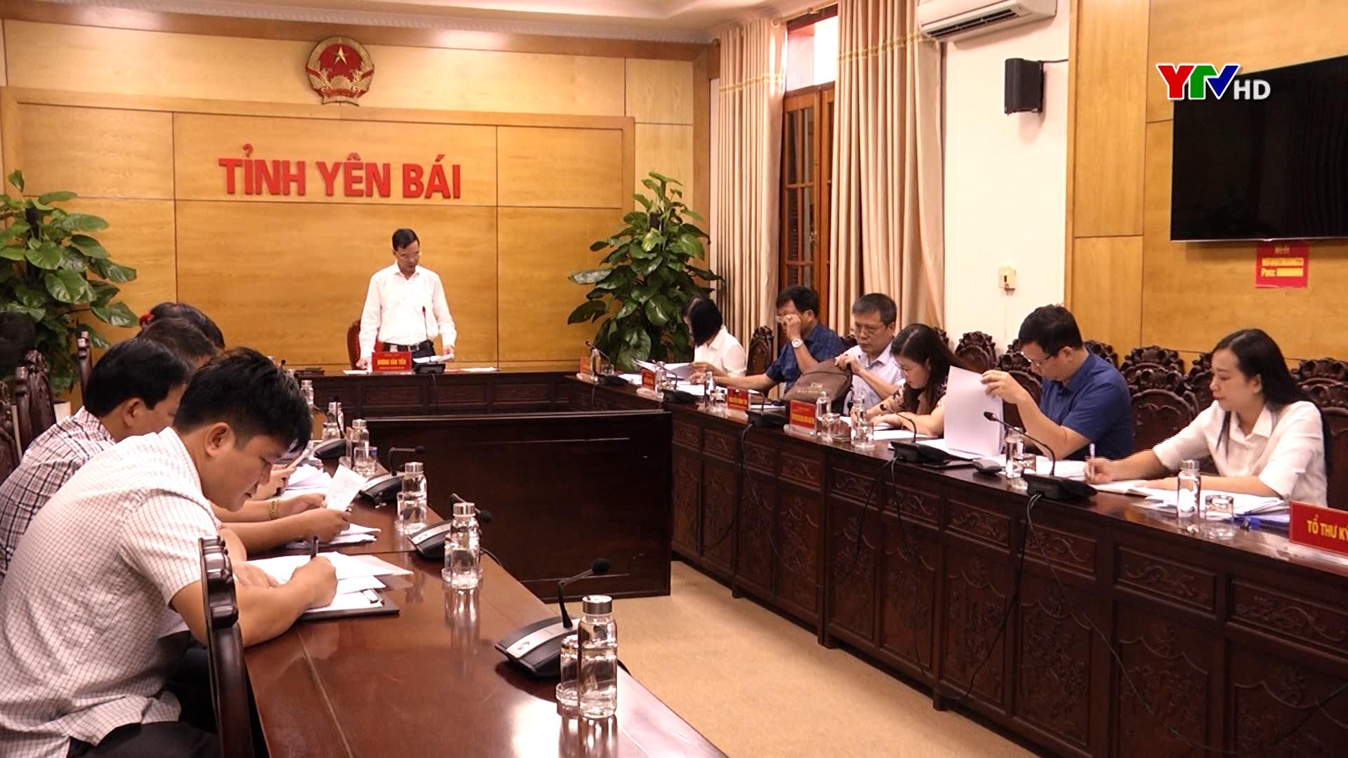 """Yên Bái xét tặng danh hiệu """"Nghệ nhân nhân dân"""" và """"Nghệ nhân ưu tú"""" trong lĩnh vực di sản văn hóa phi vật thể"""