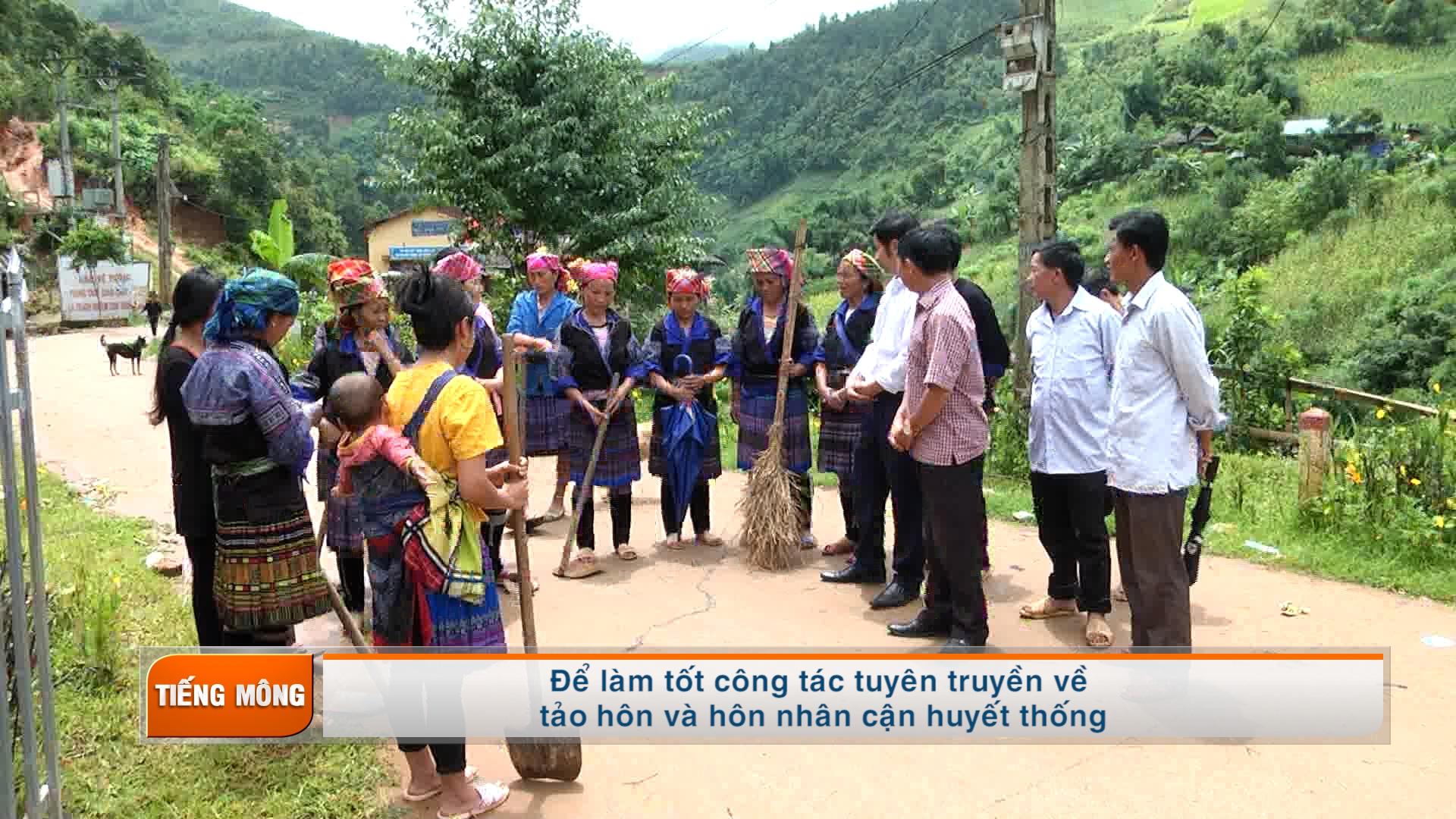 Tạp chí truyền hình tiếng Mông số 3 tháng 9 năm 2020