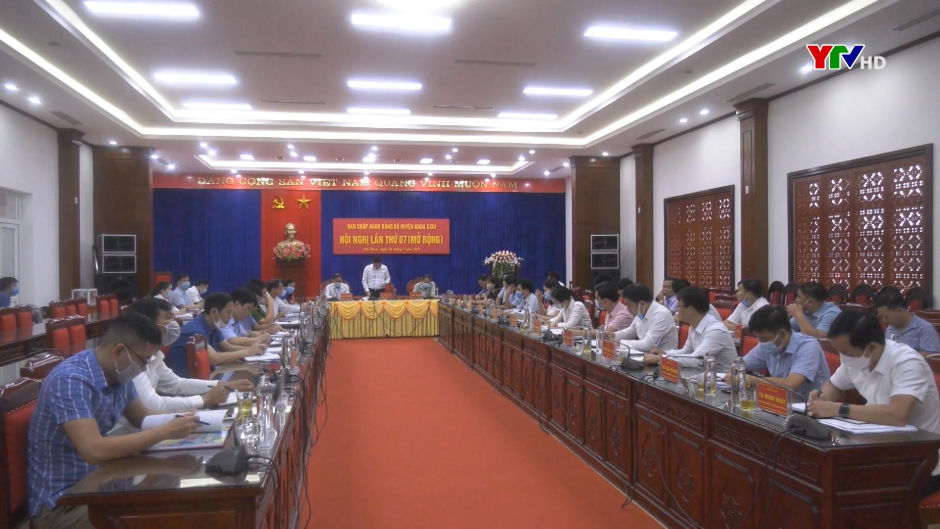 Đảng bộ huyện Yên Bình kết nạp mới 158 đảng viên