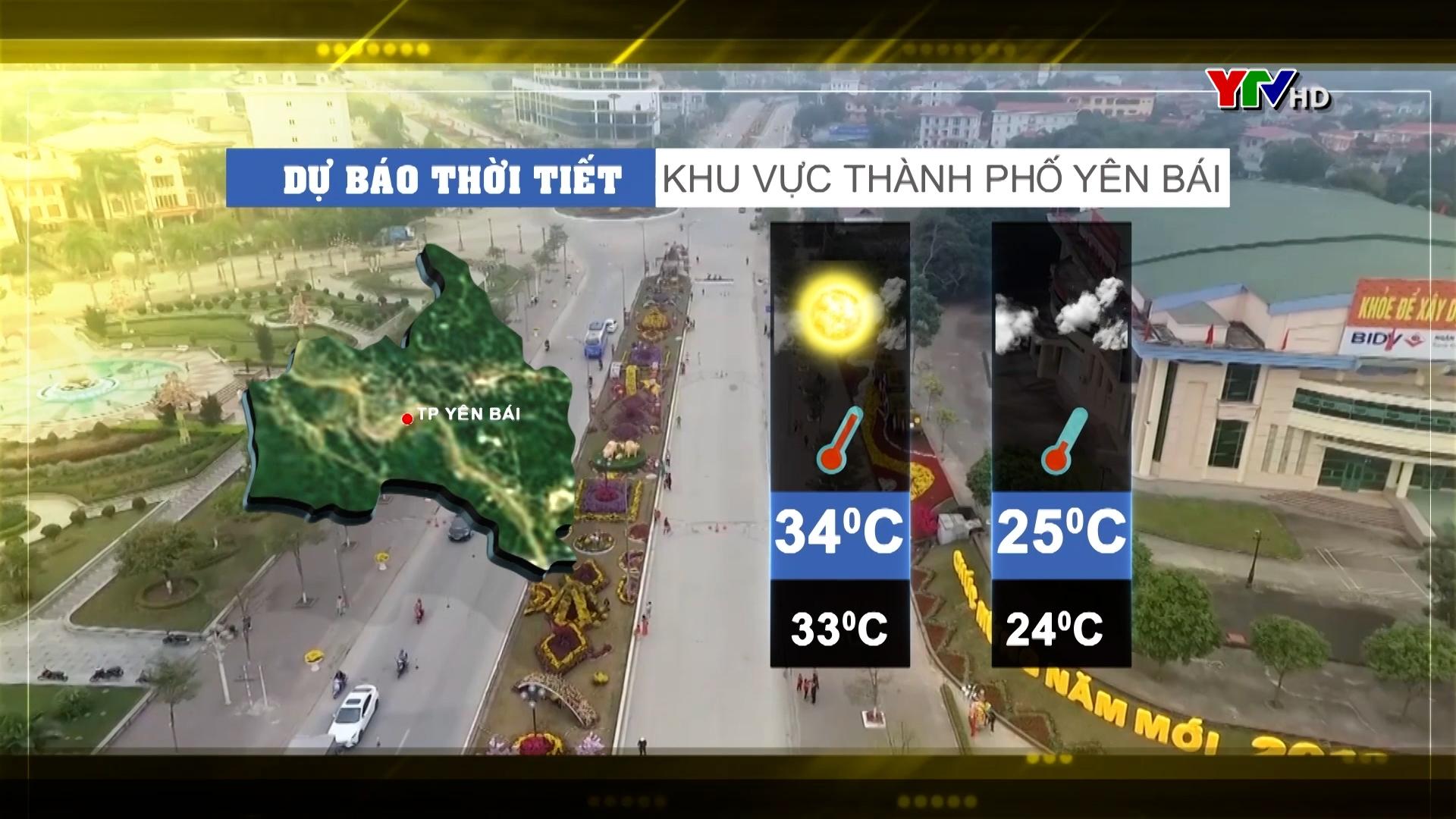 Dự báo thời tiết ngày 28 tháng 9 năm 2021