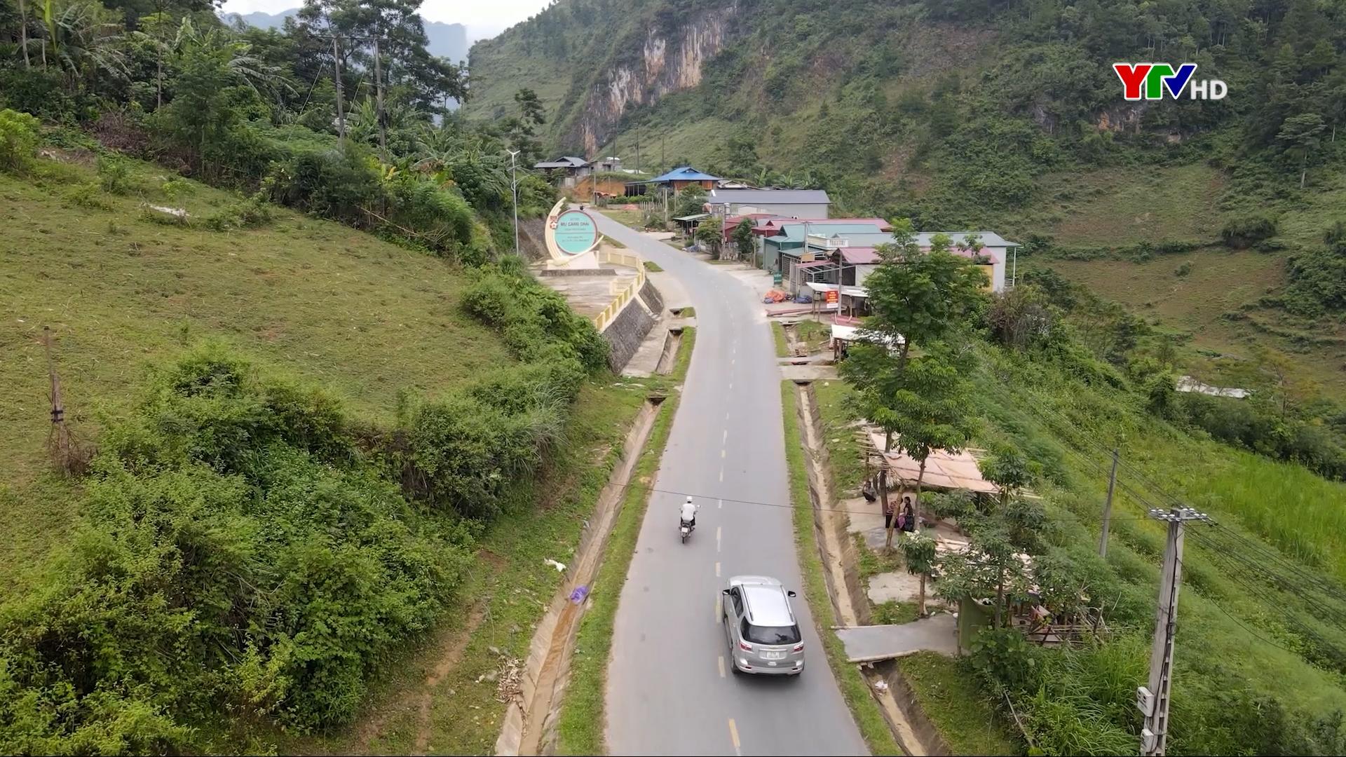 Chuyển biến giao thông vùng cao Yên Bái