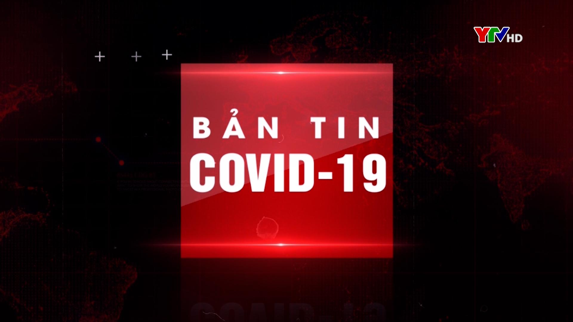 Bản tin Phòng, chống COVID - 19 tối ngày 28/9/2021