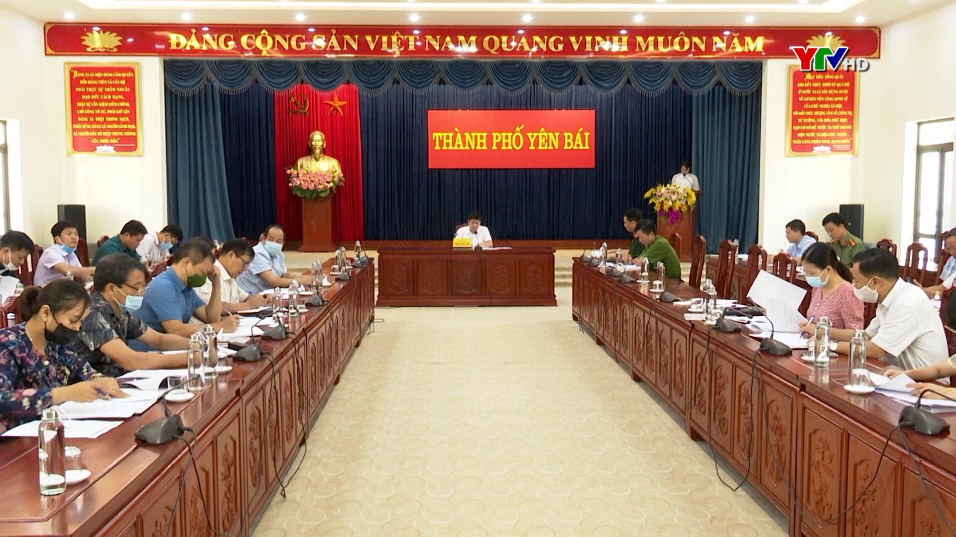 Năm 2022 thành phố Yên Bái tuyển chọn 115 công dân nhập ngũ