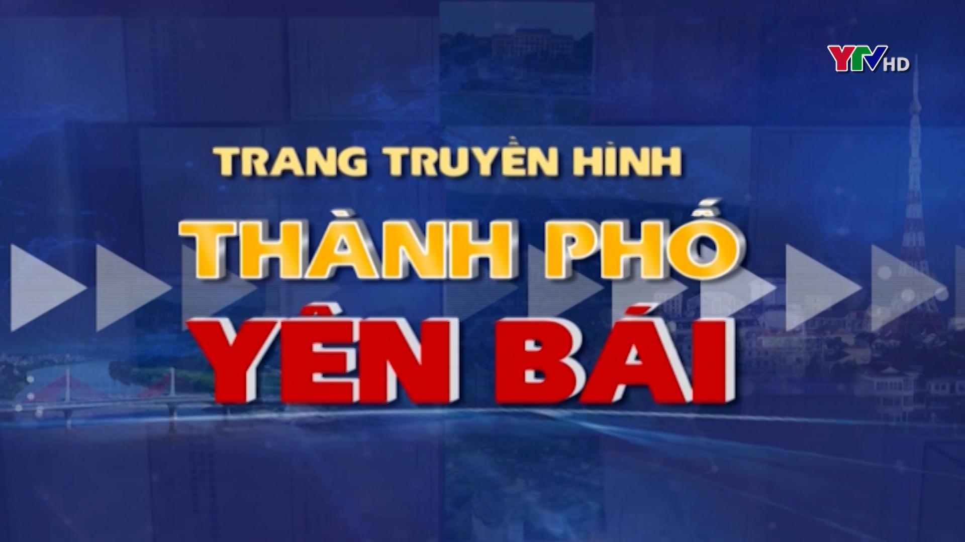 Trang Truyền hình thành phố Yên Bái số 1 tháng 10 năm 2020