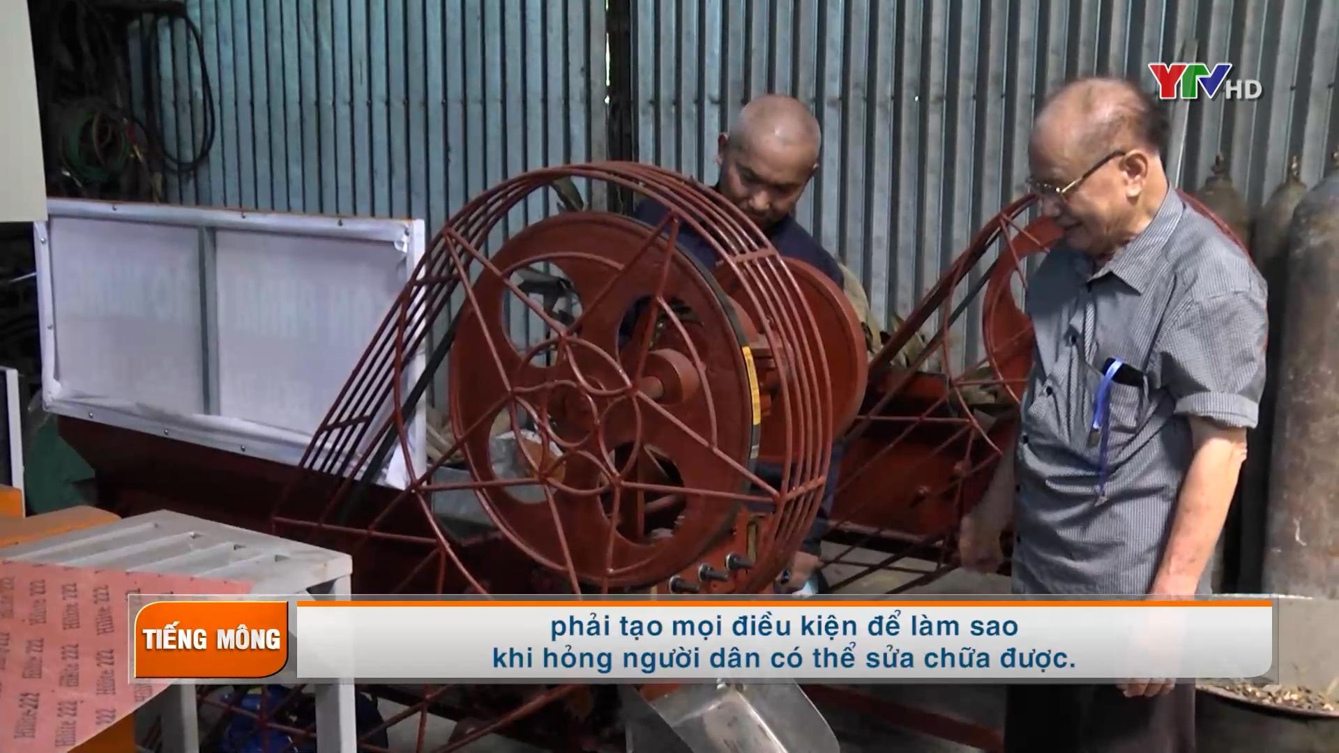 Tạp chí truyền hình tiếng Mông số 2 tháng 10 năm 2020